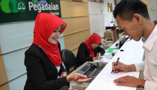 Foto Pegadaian Medan Ajak Generasi Milenial Berinvestasi