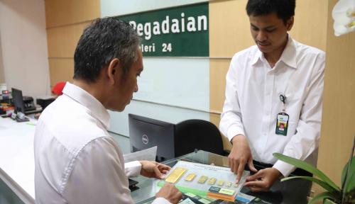 Foto Pacu Pertumbuhan, Pegadaian Medan Siap Bertransformasi