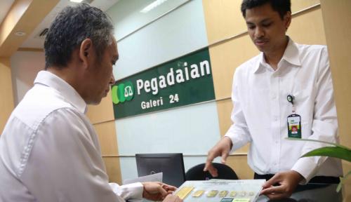 Foto Gandeng Grab, Pegadaian Bidik Omzet Produknya Capai Rp50 Miliar