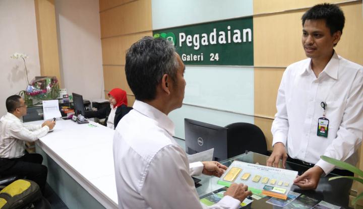 Foto Berita Tumbuh 12%, Pegadaian Bukukan Laba Bersih Rp1,843 Triliun di Kuartal III