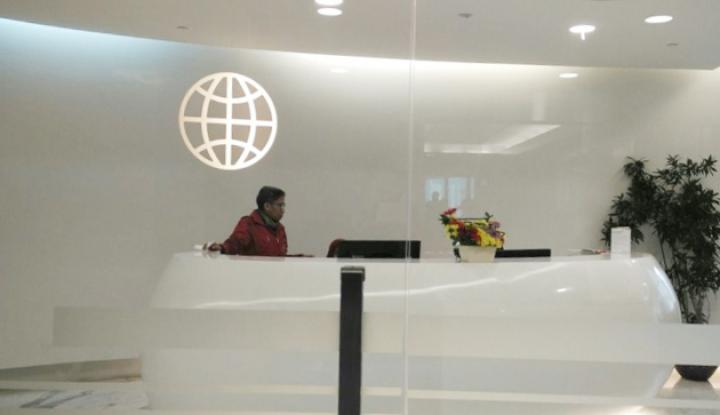 Foto Berita Bank Dunia Pangkas Proyeksi Ekonomi Indonesia Jadi 5,2%