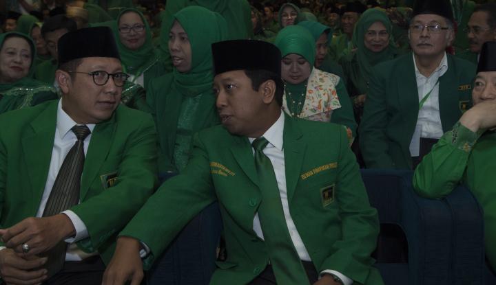 Foto Berita Ungguli PKB di Pilgub Jawa, PPP Bakal Minta Jatah Kursi Wapres?