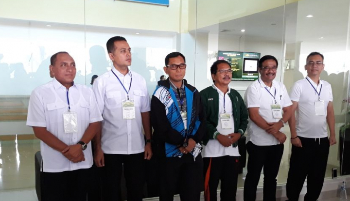 Tiga Paslon Pilgub Sumut Jalani Pemeriksaan Kesehatan di RSUP Adam Malik Medan - Warta Ekonomi