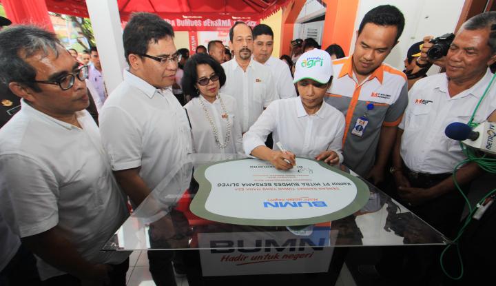 Foto Berita Digitalisasi dan Korporatisasi Pertanian: Langkah BUMN Wirausahakan Petani