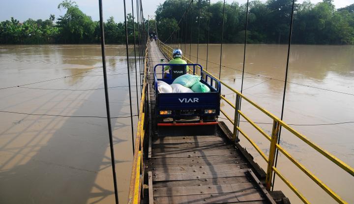 Foto Berita BBPJN Siapkan Rp22 Miliar untuk Bangun Jembatan Gantung