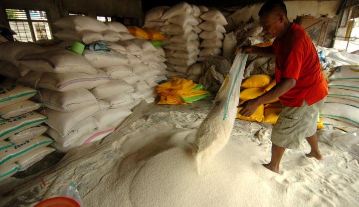 mpr harap pemerintah optimalkan stok beras