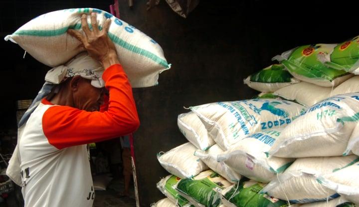 pemerintah perlu sederhanakan panjangnya rantai distribusi beras