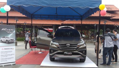 Foto 2018, Toyota Perintis Medan Optimis Capai Target Penjualan
