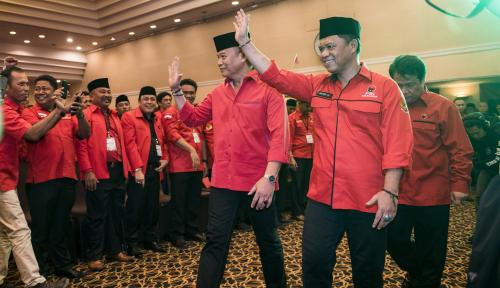 Foto TB Hasanuddin Mengaku Sudah Laporkan Harta Kekayaan ke KPK