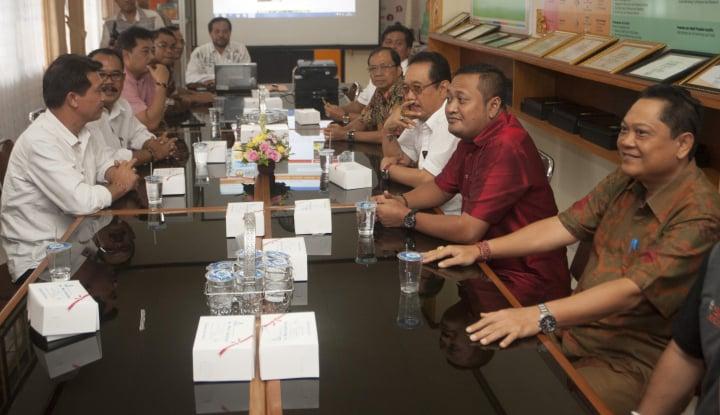 Foto Berita Bakal Calon Gubernur Bali Ikuti Tes Psikologi