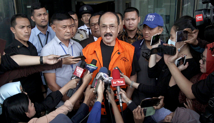 Foto Berita Fredrich Ajukan Gugatan Praperadilan, KPK: Silakan Saja