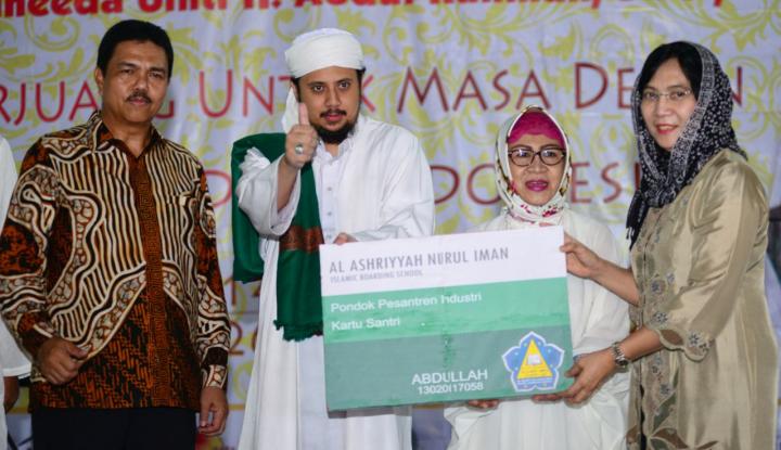 Foto Berita BTN Syariah Bidik Santri Lewat Aplikasi Fintech