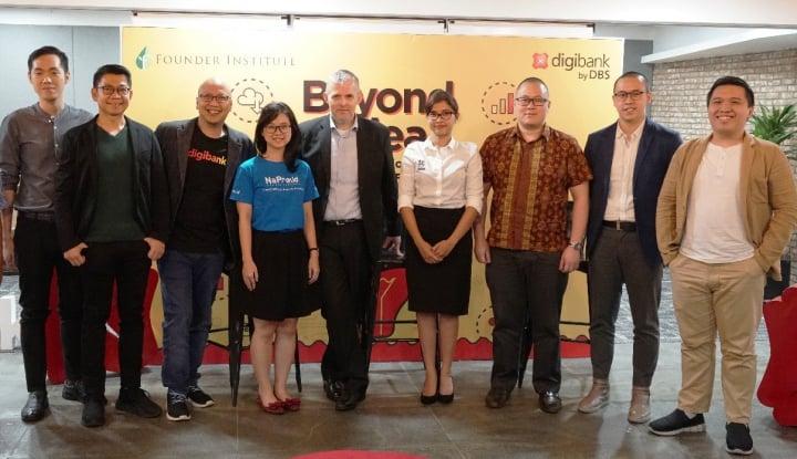 DBS Jalin Partnership dengan Founder Institute - Warta Ekonomi