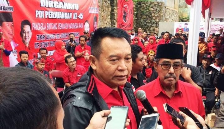 Foto Berita Kang Hasan: PDI-P Bebas Mahar Politik