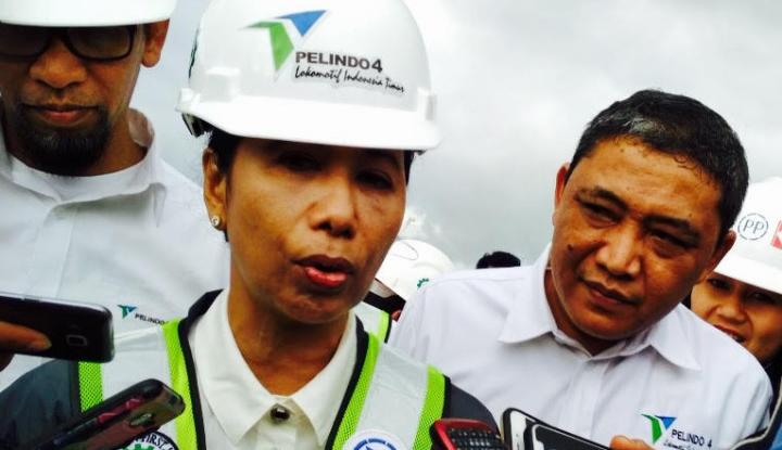 Foto Berita Menteri BUMN: Makassar New Port Beroperasi Oktober 2018