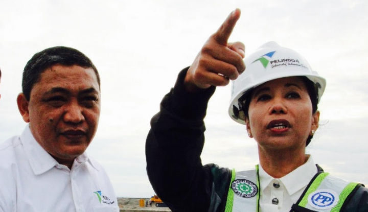 Foto Berita Realisasi Proyek Makassar New Port Capai 58 Persen