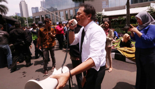 Foto Suksesi Dirut BEI, Tito Sulistio Dipastikan Bakal Maju Lagi