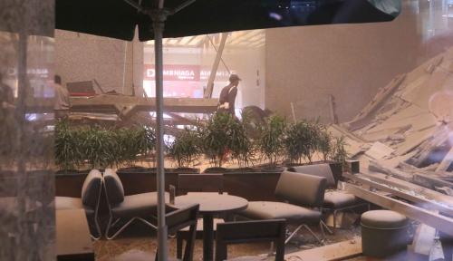 Foto Begini Gedung BEI Pasca Insiden