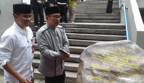 CPGT Ridwan Kamil Tinggalkan Rumah Dinas