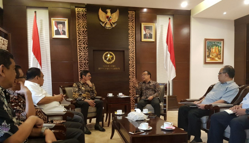 Foto Jokowi Sudah 21 Kali Tolak Pemberian Gelar HC