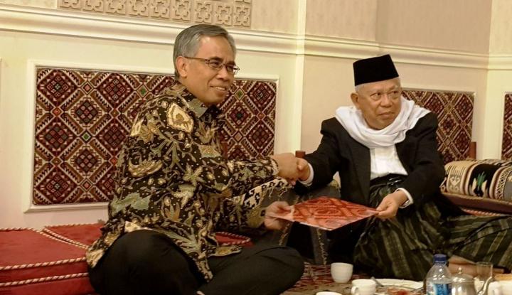 Foto Berita Masyarakat Ekonomi Syariah Dukung Pengembangan Bank Wakaf Mikro