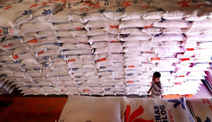 Rencana Ekspor Beras, Bulog Pastikan Negara Asean Siap Tampung - Warta Ekonomi
