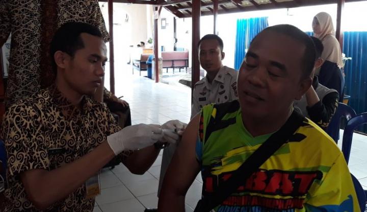 Foto Berita Kemenkes Distribusikan Vaksin Difteri Pekan Depan