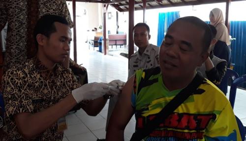 Foto Kemenkes Distribusikan Vaksin Difteri Pekan Depan