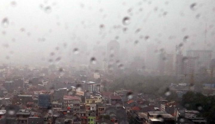 Foto Berita Hari ini Jakarta Diprediksi Diguyur Hujan