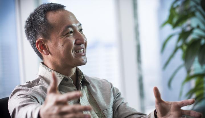 Foto Berita CEO Wisdom: Memegang Teguh Values di Bisnis Keluarga