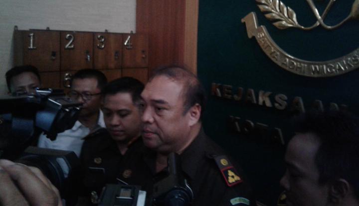 Foto Berita Buron Setahun, Kejari Bandung Jebloskan Direktur Keuangan PT KAI