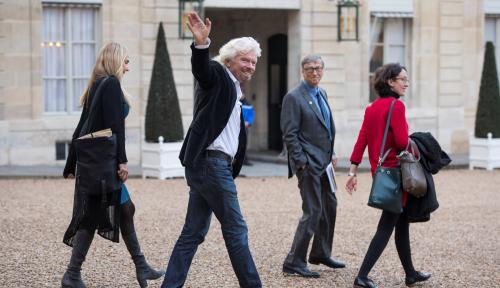 Foto Liburan di Persembunyian Richard Branson Mesti Rogoh Kocek Rp500 Juta