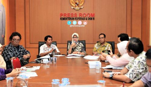 Foto Tingkatkan Rasio Wirausaha Pemula Lewat Modal Awal dari Pemerintah