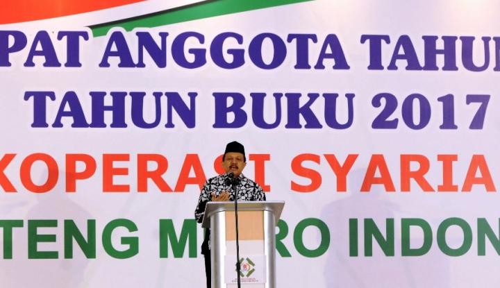 Foto Berita Kemenkop dan UKM Harap Koperasi Menjelma Jadi Konglomerasi