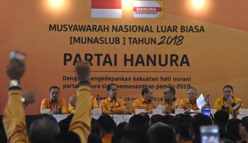 Hasil Survei Kompas, Hanura Tak Lolos DPR, Reaksi Ketua DPP 'Ngeri'