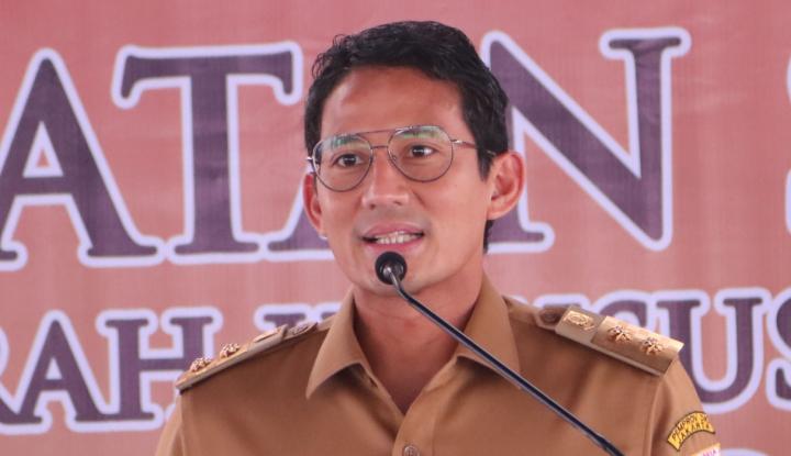 Foto Berita Sibuknya Bang Sandi Persiapkan Asian Games...
