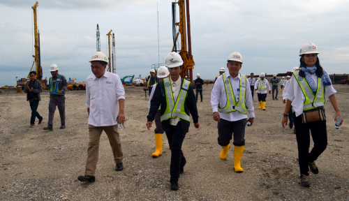 Foto Kebut Proyek Makassar New Port, Pelindo IV Siapkan Obligasi Rp5 T