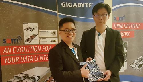Foto Gigabyte Server & IoT Hadir Di Indonesia