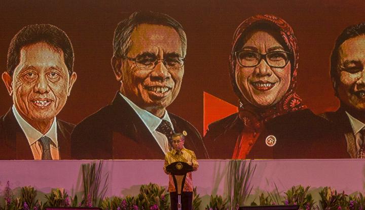 Foto Berita Setelah Gantikan Muliaman Jadi Pimpinan OJK, Wimboh Jadi Ketua MES