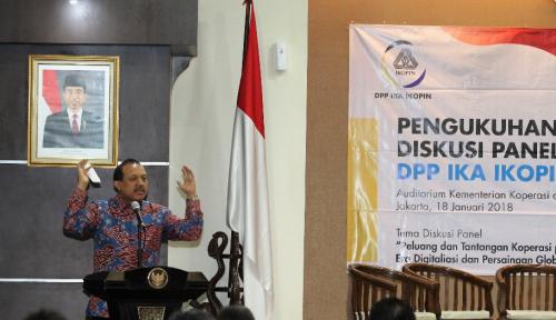 Foto Pegiat Koperasi Diminta Manfaatkan Peluang dari Komitmen Pemerintah