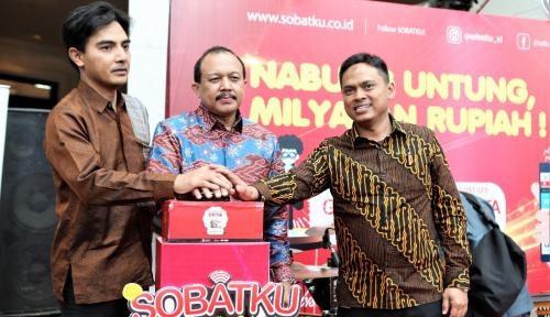 Foto KSP Sahabat Mitra Sejati Berikan Grand Prize Rp100 Juta