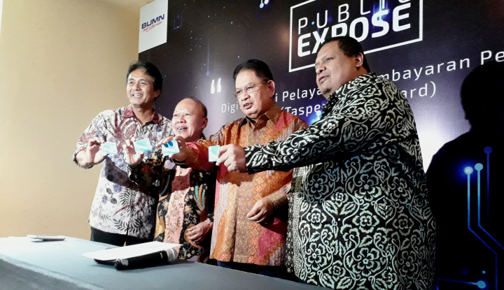 Foto Berita Digitalisasi, PT Taspen Akan Kurangi Karyawan dan Sewakan Gedung