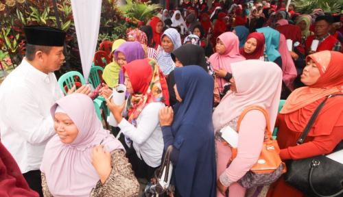 Foto Bacagub PDIP Ingin Rakyat Jabar Mapan