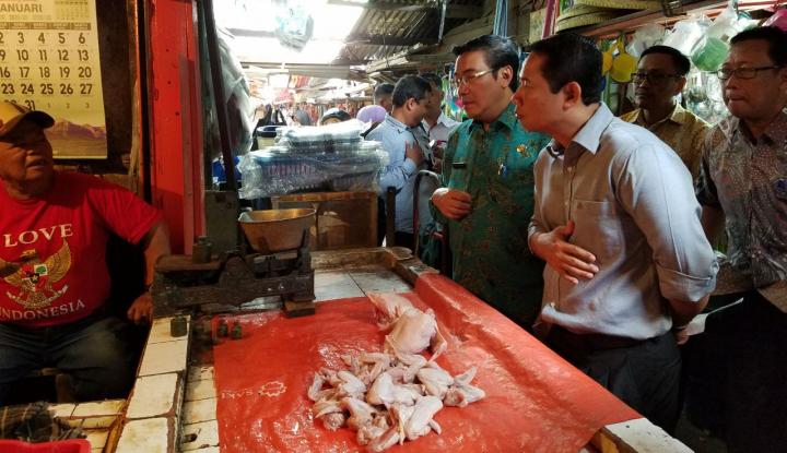 Foto Berita Disperindag Jabar Temui Kendala Hentikan Aksi Mogok Pedagang Ayam