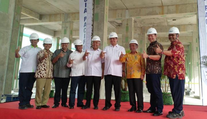 Foto Berita Menperin Apresiasi RAPP Bangun Gedung Vokasi Pulp dan Kertas