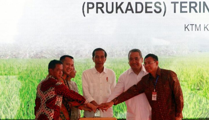 Foto Berita BNI Kembangkan 19 BUMDes Mesuji Lampung