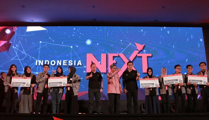 Foto Berita Ini 10 Peserta Terbaik Telkomsel INDONESIANEXT 2017