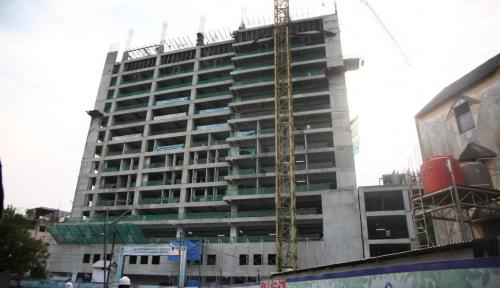 Foto Solusi Lahan Sempit, Perumnas Disulap Jadi Apartemen