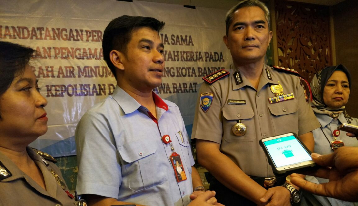 Foto Berita Amankan Aset, PDAM Bandung Gaet Polda Jabar