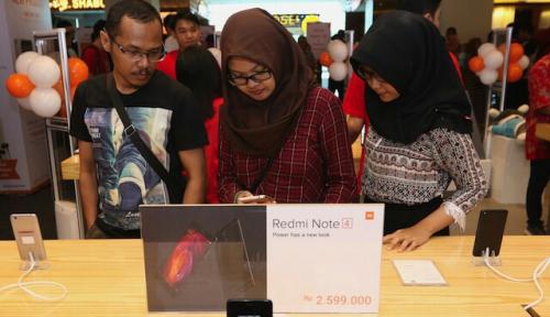 Foto Xiaomi Buka Authorized Mi Store Terbarunya di Emporium Pluit Mall